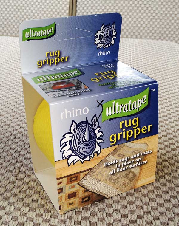Rhino Ultratape rug gripper (48mm x 4.800mm)