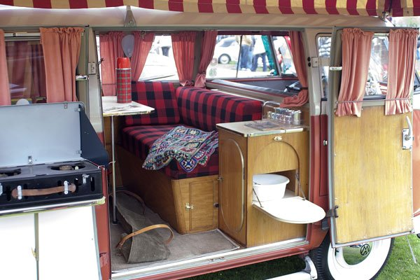 Related Images To Classic Camper Interior