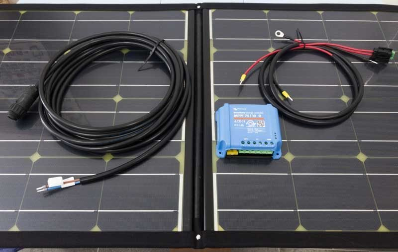 Flexible Solar Powered Solutions For Off Grid Camping And